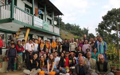 GSIS student visit to Deusa AFRC