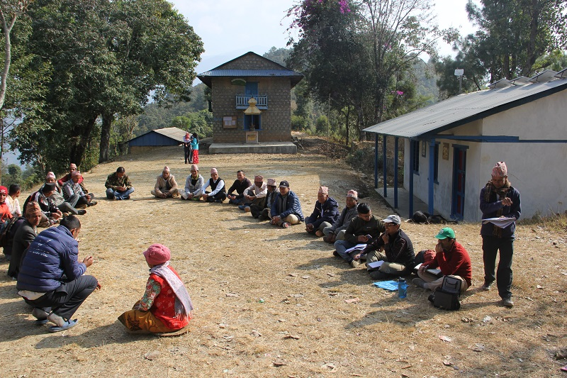 Drinking Water Supply for Dubekoledada, Khotang