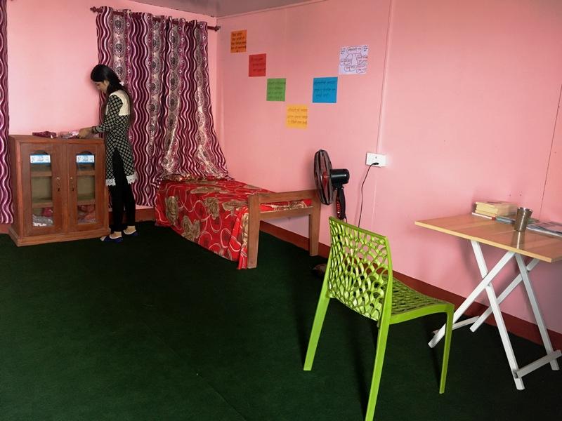 Keeping girls in School with menstrual hygiene facilities