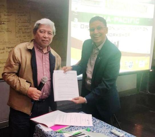 Partnership Agreement with Tebtebba Foundation
