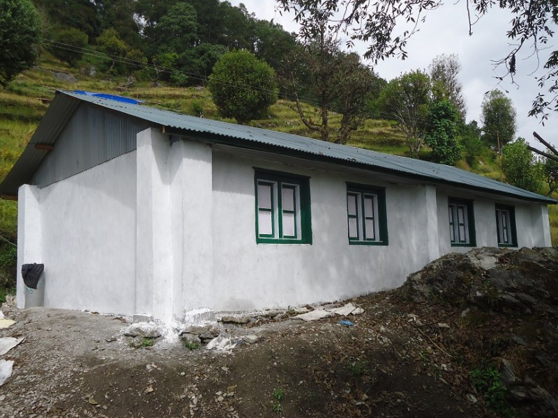 Rural School Reconstruction Project (Sep 2015-Aug 2019)