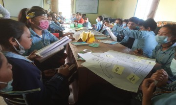 Access of School Going Adolescent Girls on SRH Education in Achham District