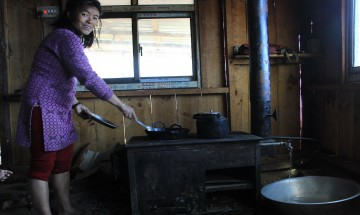 An Environment Conservation Pilot Project –the Improved Cooking Stove Project (ICS) (Jul 2016 - Dec 2017)