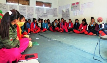 Capacity Building of School Going Girls on ASRH