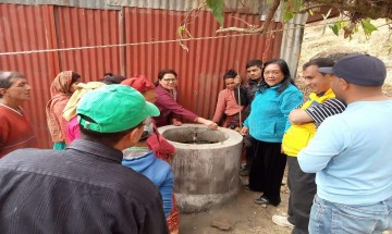 Duguna Gadi Community Sanitary Project- GG1758528