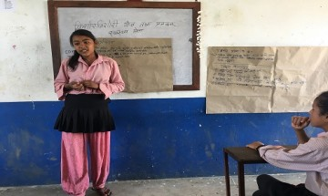 Post Earthquake Rural Education Support Program (Jun 2016 – May 2019)